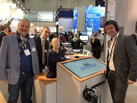 Audio PSS Hannover Messe